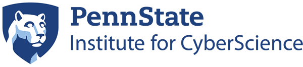Penn State Institute for CyberScience Logo