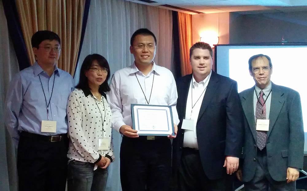 ICS Faculty, Yuan Xie, Wins Best Paper Award