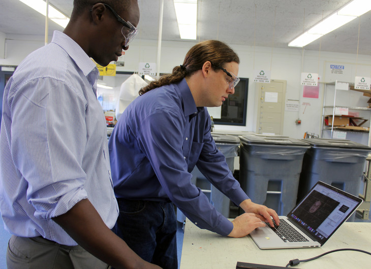 ICS Co-hire Timothy Brick and Colleagues Awarded a National Robotics Initiative Grant