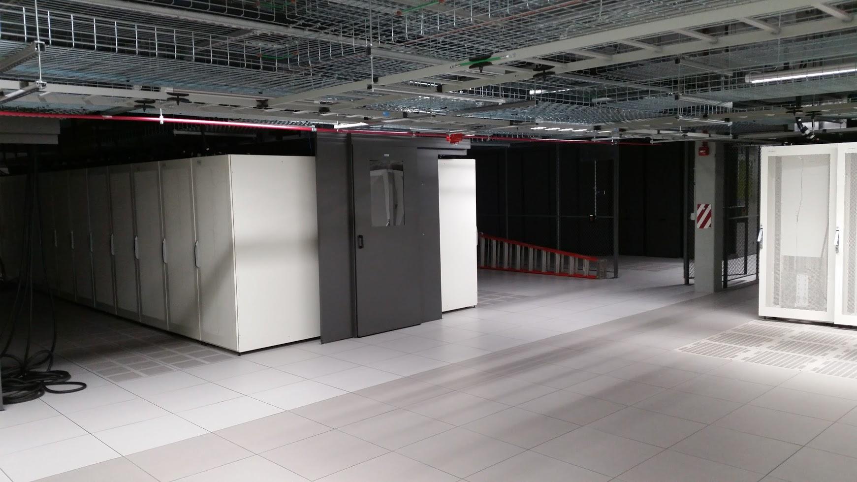 ICS Tours New Data Center