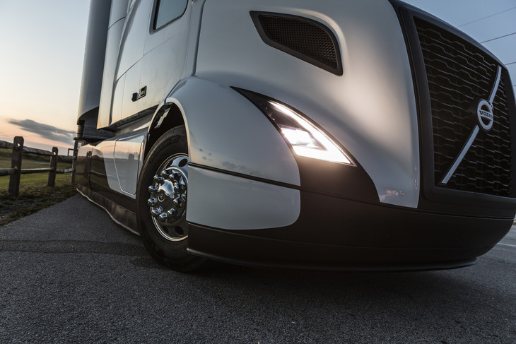 Volvo partnership pays off in SuperTruck collaborative effort