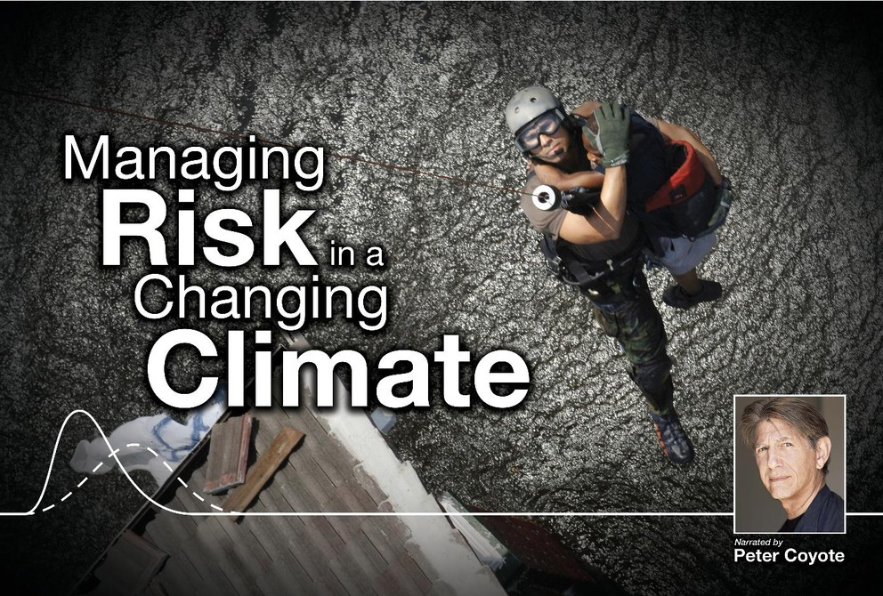 Documentary on 'Managing Risk in a Changing Climate' premieres