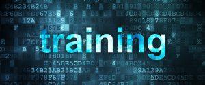logo for training workshops at psu ics