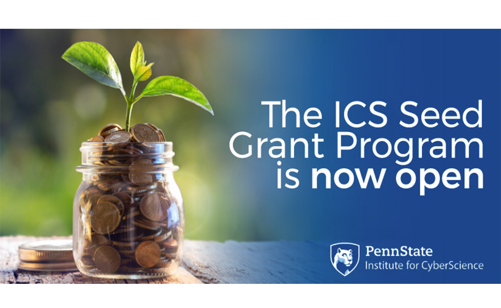 ICS 2018 Seed Grant Program now open