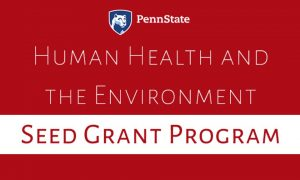 logo banner for hpc grant program called seed grant