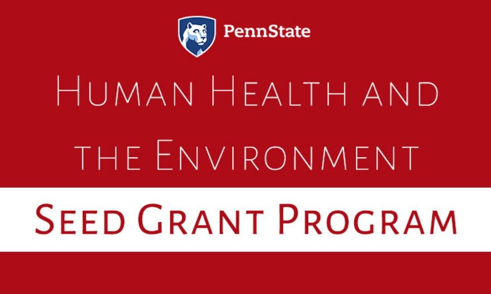 logo banner for hpc grant program called seed grant