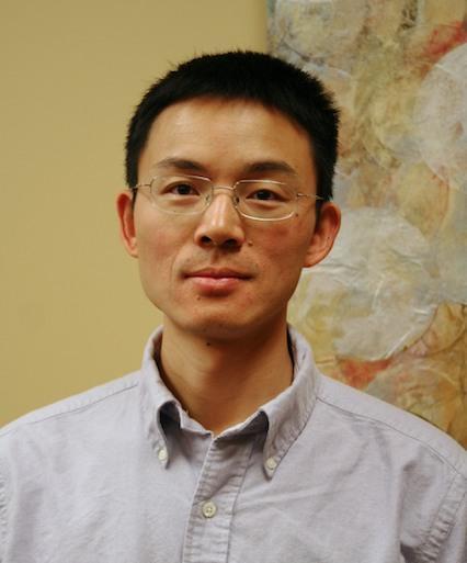 Xiaofeng Liu, Asst. Prof. CEE