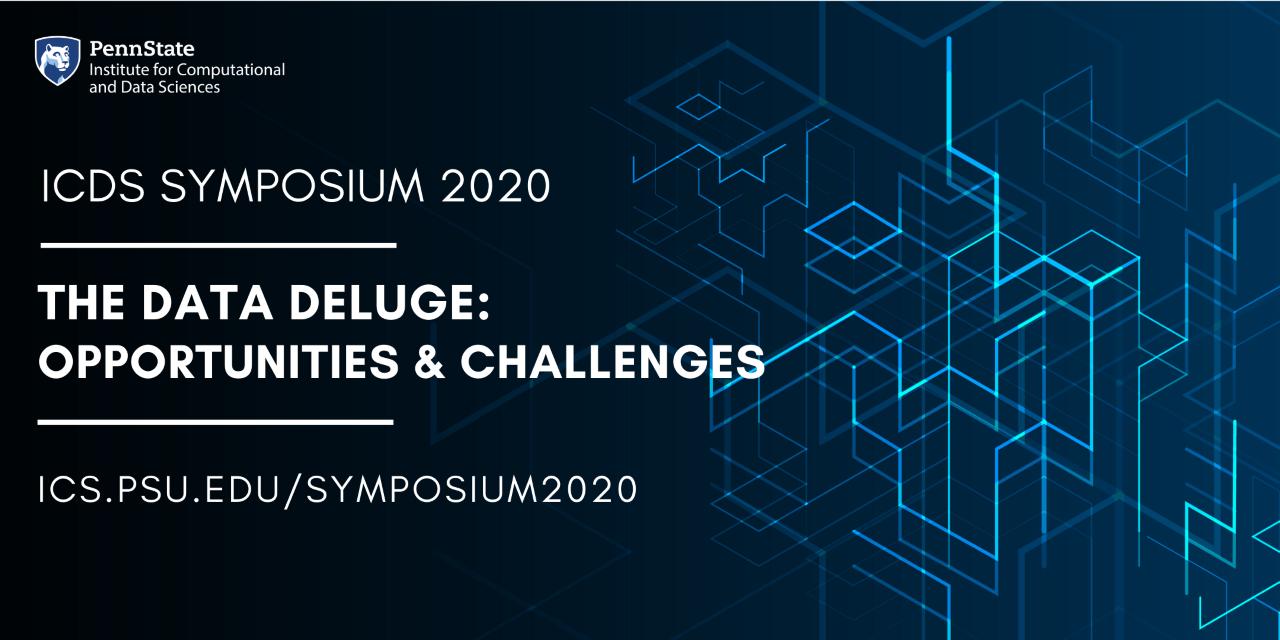 ICDS 2020 Symposium