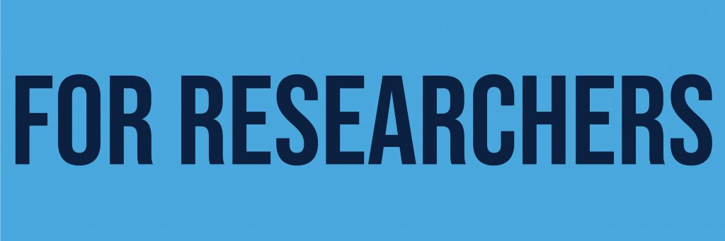 For Researchers